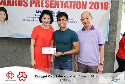 Punggol West Edusave Merit Awards 2018-June