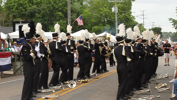 Kellam High School Marching Band