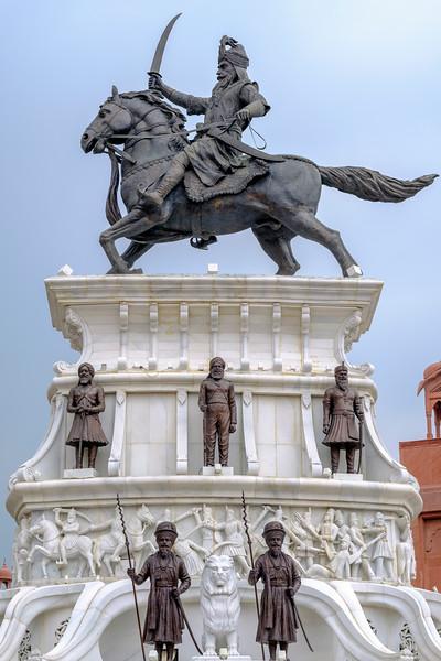 Town Hall Area  Katra Ahluwalia Amritsar India