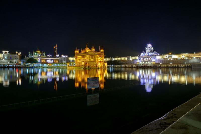 The Golden Temple Atta Mandi, Katra Ahluwalia, Amritsar Punjab, India