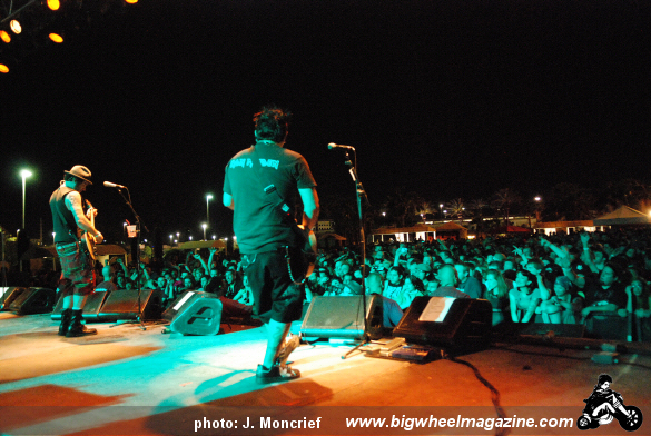 NOFX at Punk Rock Bowling 2010 in Las Vegas
