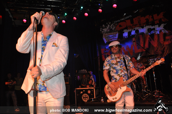Me First and The Gimme Gimmes at Punk Rock Bowling