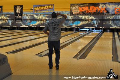 Punk Rock Bowling - Day 3 Final Rounds - Bowling Action - Las Vegas, NV - May 9, 2010
