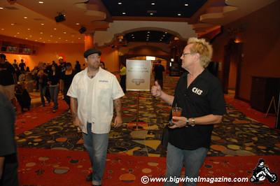 Shakes and Kim Gardner - Punk Rock Bowling - Day 3 Bowling Action - Las Vegas, NV - May 9, 2010