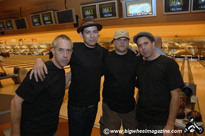 Bowling Youth Organization team - Punk Rock Bowling - Day 3 Bowling Action - Las Vegas, NV - May 9, 2010