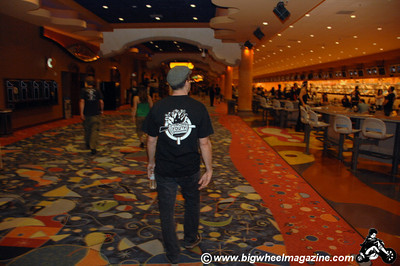 Mark Stern checking out things - Punk Rock Bowling - Day 3 Bowling Action - Las Vegas, NV - May 9, 2010