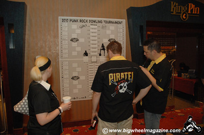 Pirates - Punk Rock Bowling - Day 3 Bowling Action - Las Vegas, NV - May 9, 2010