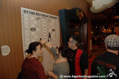 Where are we at - Punk Rock Bowling - Day 3 Bowling Action - Las Vegas, NV - May 9, 2010
