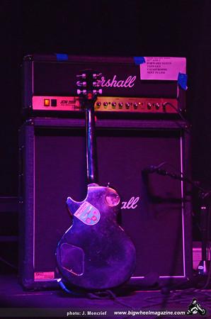 Cadillac Tramps - Swinging Utters - Cobra Skulls - at Club Azul Tequila - Ls Vegas, NV - May 27, 2011