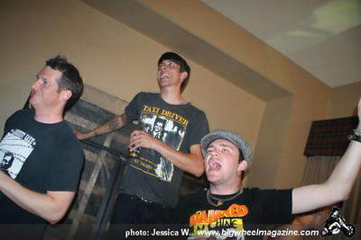 Hands Like Bricks - Sam's Town - Las Vegas, NV - May 27, 2011