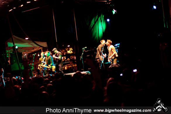 2011 Punk Rock Bowling Music Festival with Dropkick Murphys photo