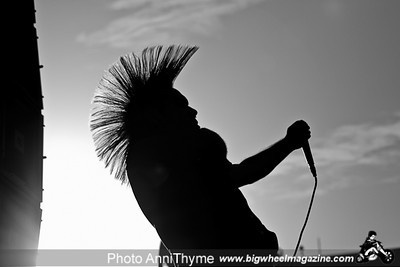 Krum Bums - Punk Rock Bowling 2011 Music Festival - Fremont Street - Las Vegas, NV - May 28, 2011