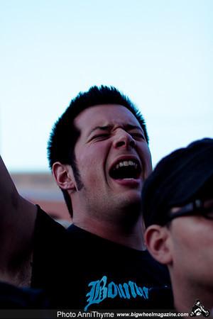Punk Rock Bowling 2011 Music Festival - Fremont Street - Las Vegas, NV - May 29, 2011