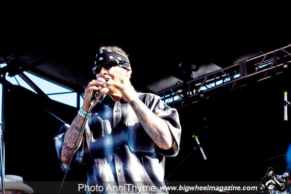 Manic Hispanic at 2011 Punk Rock Bowling Music Festival photo