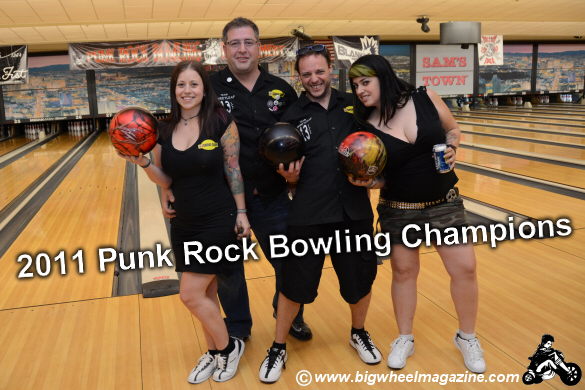 2011 Punk Rock Bowling winners BC Smokeshop photo
