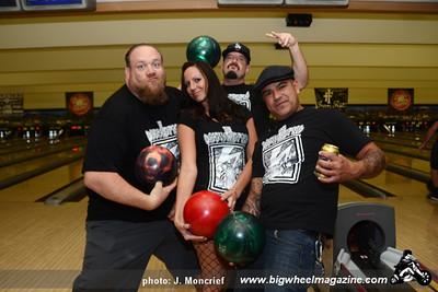 The Disgustingpins -Punk Rock Bowling 2012 Team Photo - Gold Coast - Las Vegas, NV - May 26, 2012