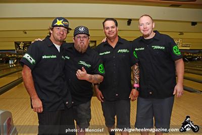 Pinnywise - Punk Rock Bowling 2012 Team Photo -Gold Coast - Las Vegas, NV - May 26, 2012