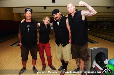 P(a)in Killers - Punk Rock Bowling 2012 Team Photo - Gold Coast - Las Vegas, NV - May 26, 2012