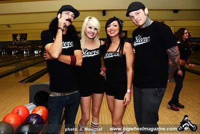The Bomb Pops - Punk Rock Bowling 2012 Team Photo - Gold Coast - Las Vegas, NV - May 26, 2012