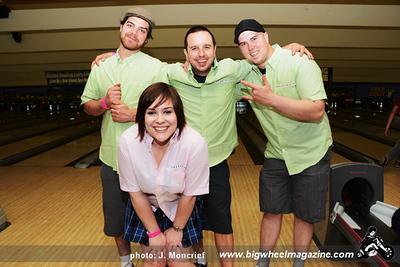 Grease Stains - Punk Rock Bowling 2012 Team Photo - Gold Coast - Las Vegas, NV - May 26, 2012