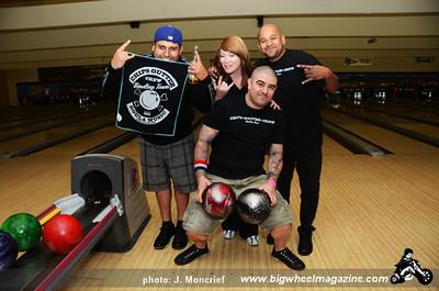 Chip's Gutter Crew - Punk Rock Bowling 2012 Team Photo - Gold Coast - Las Vegas, NV - May 26, 2012