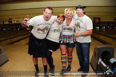 Honey Badger Don't Care - Punk Rock Bowling 2012 Team Photo - Gold Coast -  Las Vegas, NV - May 26, 2012