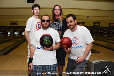The No Ma'ams - Punk Rock Bowling 2012 Team Photo -Gold Coast - Las Vegas, NV - May 26, 2012