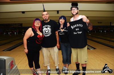 Shitfaced Boozers - Punk Rock Bowling 2012 Team Photo -  Gold Coast - Las Vegas, NV - May 26, 2012