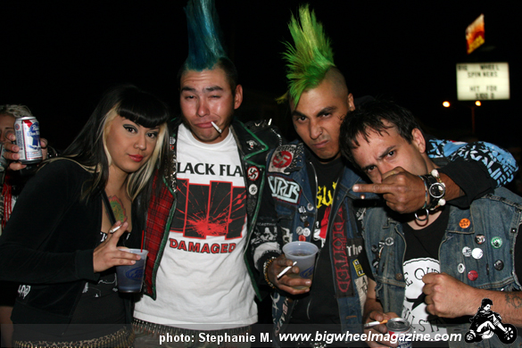 Punk Rock Bowling Gig and Show Photo