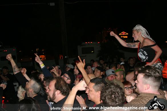 Crowd photo - Punk Rock Bowling 2012