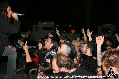 Adolescents - Dr Know - Union 13 - Vermin - at The Bunk House - Las Vegas, NV - May 26, 2012