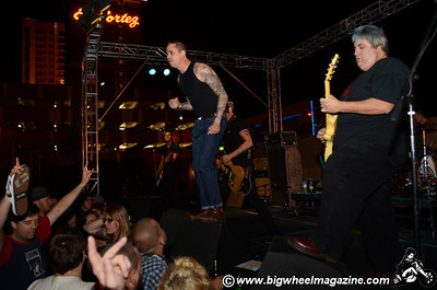 The Generators - at Azul Tequila - Las Vegas, NV - May 25, 2012