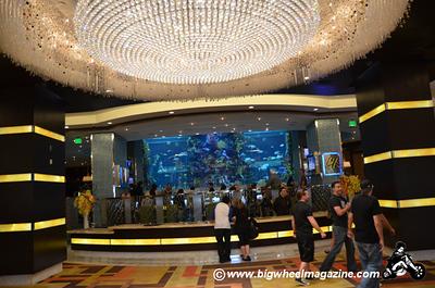 Golden Nugget Hotel - Las Vegas, NV - May 25, 2012