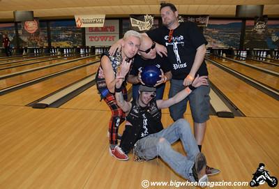 Crucified Pins - Squad 1 - Punk Rock Bowling 2012 Team Photo - Sam's Town - Las Vegas, NV - May 26, 2012