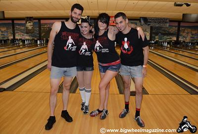Dukes Of Haggard - Squad 1 - Punk Rock Bowling 2012 Team Photo - Sam's Town - Las Vegas, NV - May 26, 2012
