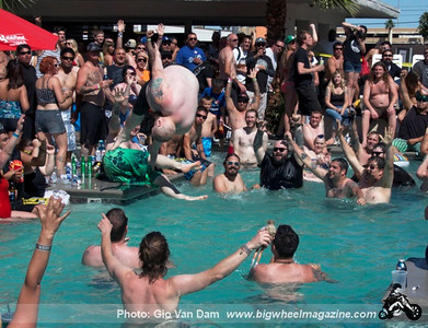 Pool Party with Real McKenzies - Gold Spike Hotel - Las Vegas, NV - May 27, 2012
