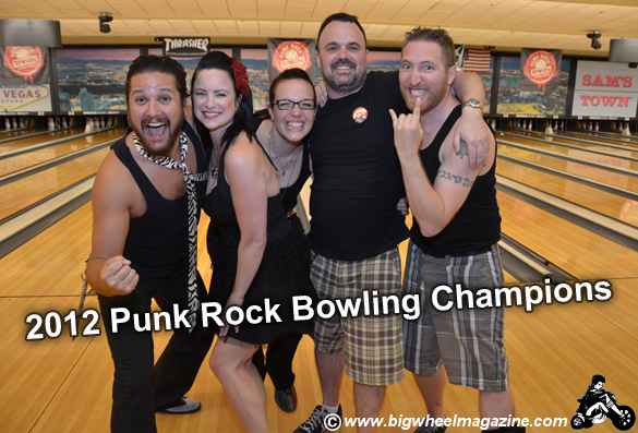 2012 Punk Rock Bowling Champions - Hookers and Blow photo