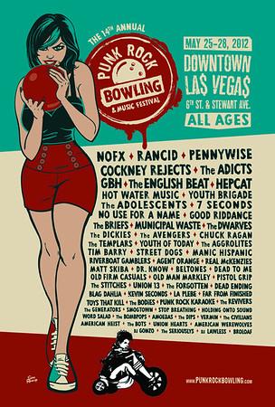 Punk Rock Bowling 2012 Las Vegas, NV