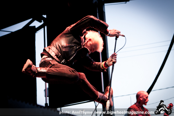 GBH at Pukn Rock Bowling and Music Festival 2012