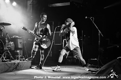 7 Seconds - TSOL - Angry Samoans - and Stabbed In Back - at The Las Vegas Country Saloon - Las Vegas, NV - May 26, 2013