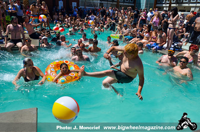 Dirty Filthy Mugs Pool Party - at The Gold Spike - Las Vegas, NV - May 26, 2013