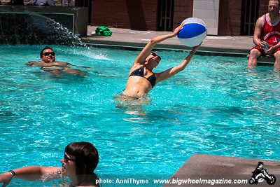 Inciters Pool Party - at Gold Spike Hotel - Las Vegas, NV - May 25, 2013