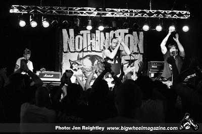 Bowler Kick Off Party Featuring Lawrence Arms - Nothington - No Se - at The Las Vegas Country Saloon - Las Vegas, NV - May 24, 2013