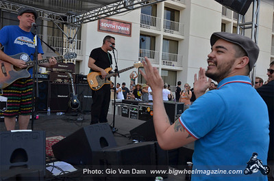 Mad Dogs and Englishmen Pool Party - at The Plaza Hotel - Las Vegas, NV - May 25, 2013