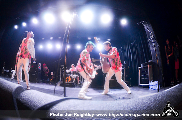 Me First and the Gimme Gimmes - Pulley - and The Bombpops - at Fremont Country Club - Las Vegas, NV - May 26, 2013