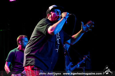 Strung Out - Guttermouth - Left Alone - Guilty by Association - Fremont Country Club - May 24, 2013