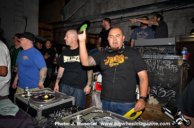 Suedehead - Chris Murray - Dj Gonzo - The Bohunks - at The Beauty Bar - Las Vegas, NV - May 24, 2013