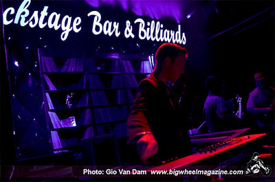 The Untouchables - Los Bullets - The Debonaires - and Dj Gonzo - at The Backstage Bar - Las Vegas, NV - May 25, 2013