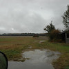 flooding around town