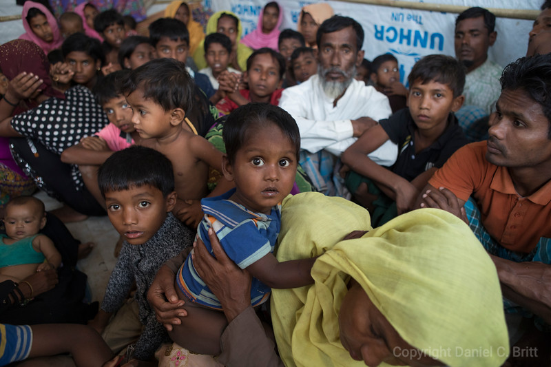 The Rohingya Exodus Continues